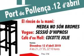 El Teatre de Barra regresa al Port de Pollença
