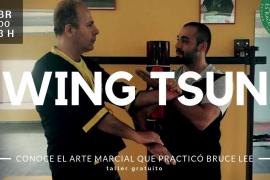 Es Racó de Ses Idees acoge un taller del arte marcial de Bruce Lee