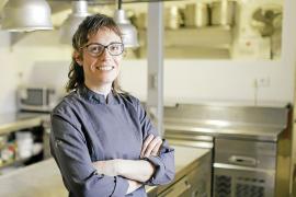 Catalina Pieras: «Cocinar me produce felicidad»