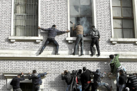 La Junta Militar egipcia acusa de la escalada de violencia a Occidente