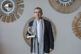 Santiago Posteguillo, ganador del Premio Planeta 2018, estará en Palma para firmar 'Yo, Julia'