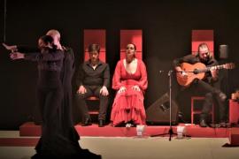 El Auditori Sa Màniga acoge la actuación flamenca 'Tejidos al tiempo'