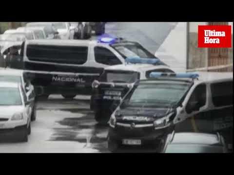 Tres detenidos en una operación policial contra un grupo de narcos de Manacor