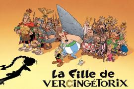 Presentan el nuevo álbum de Astérix: «La hija de Vercingetórix»