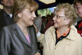 Fallece la madre de la canciller Angela Merkel