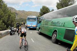El Govern busca una salida para las excursiones en bus privado al faro de Formentor