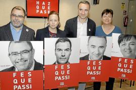 El PSIB movilizará a 1.500 personas en una campaña continua hasta el 26-M