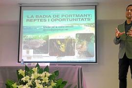 La falta de actuación ambiental en la bahía de Sant Antoni supondría perder sus playas