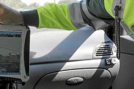 La Guardia Civil impuso en 2011 un 17,4% más de multas