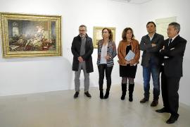 El fondo artístico de Sa Nostra se 'cuelga' en el Museu de Mallorca