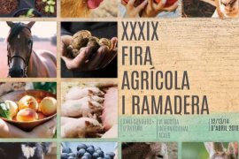 Fira Agrícola i Ramadera 2019 de Santa Eugènia