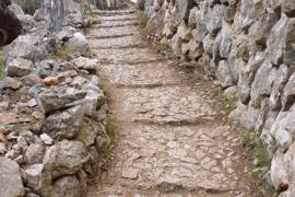 El Consell amplía la Ruta de Pedra en Sec a Palma, Santa Maria y Lloseta