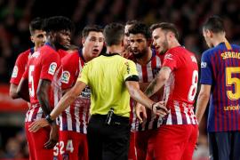 Sanción de ocho partidos para Diego Costa