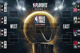 NBA: así quedan los playoffs por el título