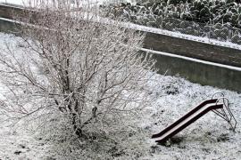 Año de nieves año de bienes ( eso esperamos todos )