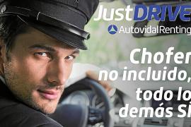 'Just Drive', el nuevo renting gestionado por Autovidal
