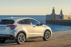 Honda presenta el HR-V 2019, que llega con elegante diseño y marcada presencia