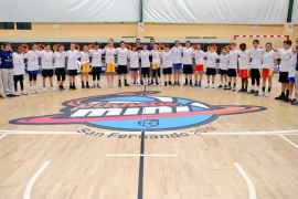 Balears aterriza en el nacional mini de baloncesto