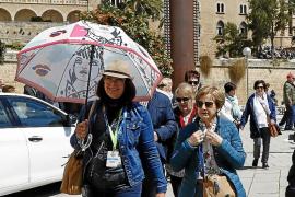 Las huelgas amenazan una Semana Santa con buena ocupación hotelera en Mallorca