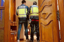 Detenido un exjuez sustituto de Palma relacionado con una trama de prostitución