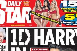 El 'Daily Star' elimina su histórica página de desnudos femeninos