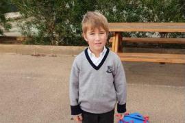 La Guardia Civil busca en Alemania al niño de Calvià