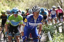 Enric Mas, undécimo en la Vuelta al País Vasco