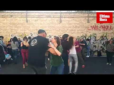 Mucho swing en la antigua cárcel de Palma