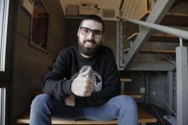 El ganador del Goya, Carles Bover, será el pregonero de la semana cultural del Colegio Sant Vicente de Paúl