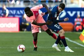El Barça no pasa del empate en Huesca