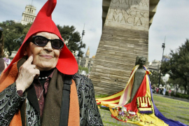 Neus Català, superviviente española de los campos nazis, fallece a los 103 años