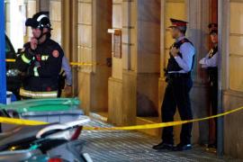 Más de 17 horas atrincherado en un piso de Barcelona