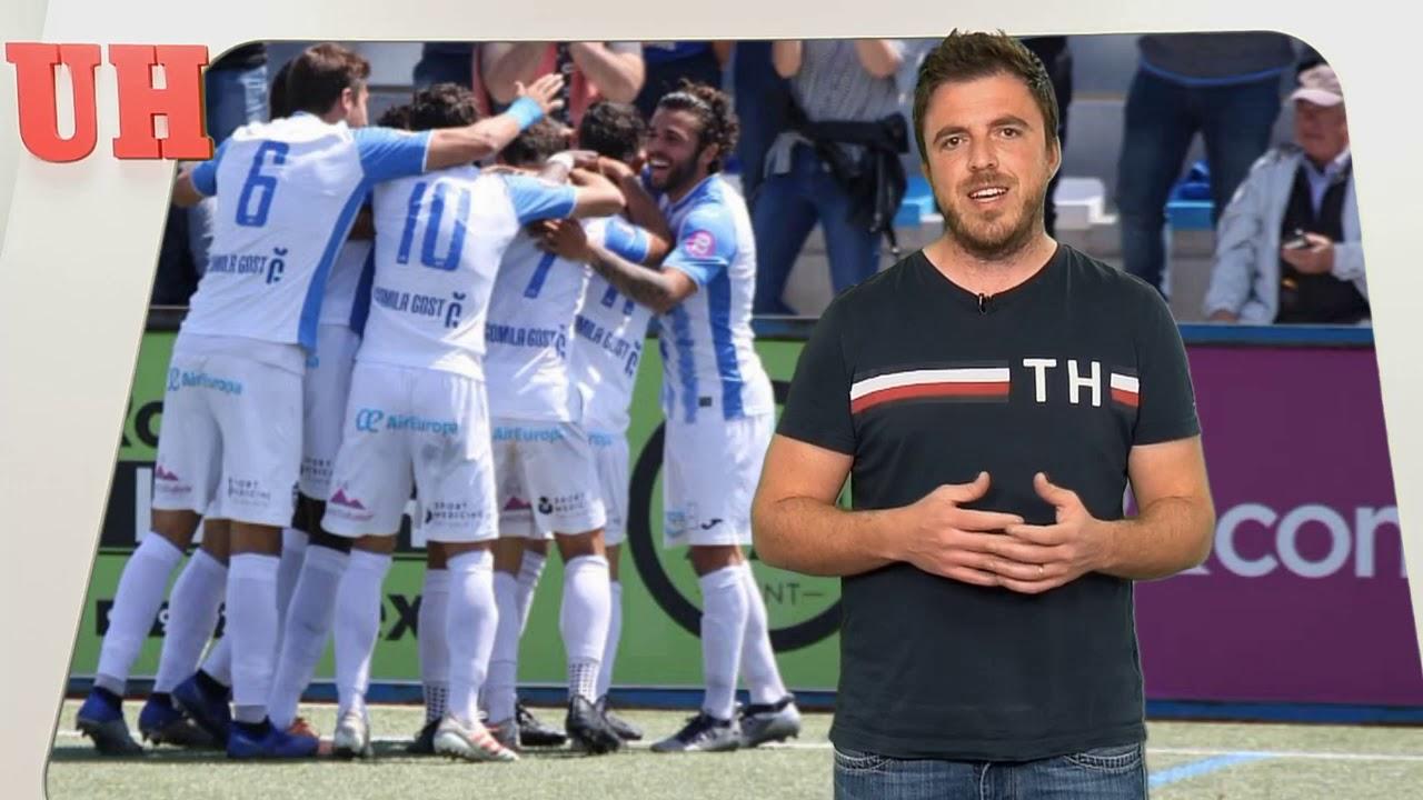 El Atlético Baleares da un paso de gigante hacia el título