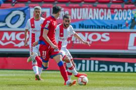 Salva Sevilla rescata al Real Mallorca en Soria