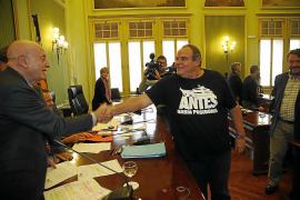 El Parlament archiva una denuncia que presentó Matutes contra los diputados