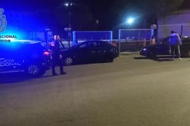 Unos ladrones propinan una brutal paliza a un hombre en el centro de Palma