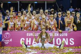 Alba Torrens conquista su quinta Euroliga