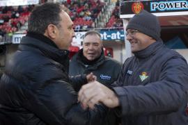 Caparrós: «El que más hizo para lograr la victoria fue el Mallorca»