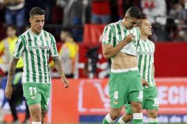 Robo en casa de jugadores del Betis durante el derbi de Sevilla