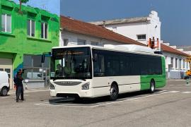 Nuevos buses de la EMT Palma