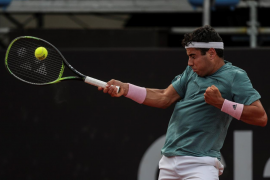 Munar debuta con victoria en Montecarlo y Bautista reta a Nadal