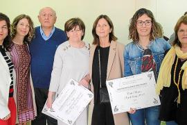 Entrega de los premios de la Associació de Periodistes i Escriptors Gastronòmics