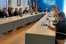 Sant Antoni suspende la licencia del chiringuito de Cala Gració y no podrá abrir este verano