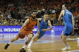 El Valencia Basket de Sastre y García gana la Eurocup