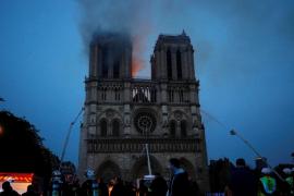 Los consejos y especulaciones de José Manuel Soto sobre el incendio de Notre Dame