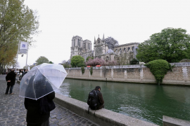 EN DIRECTO | Últimas noticias sobre el incendio de la catedral de Notre Dame de París
