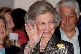 La Reina Sofía preside este martes la inauguración de 'Gigantes del Océano' en Palma Aquarium