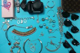La Policía busca a los dueños de joyas robadas en Marratxí y Palma
