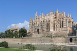 Así se actuaría en la Catedral de Mallorca si hubiese un incendio como el de Notre Dame