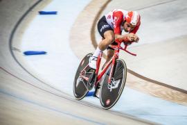 El belga Campenaerts bate el récord de la hora